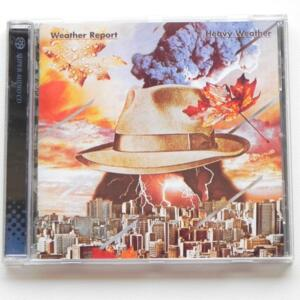 Heavy Weather / Weather Report  --  SACD SINGOLO STRATO -  Made in USA - COLUMBIA/LECACY CS 65108
