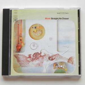Straight, No Chaser / Thelonious Monk  --  SACD SINGOLO STRATO -  Made in USA - COLUMBIA/LECACY CS 64886