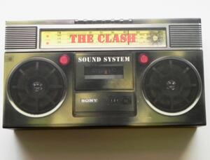 The Clash Sound System / The Clash  -- BOX SET 11xCD + 1xDVD  - Made in EU  -- COLUMBIA 88725460002