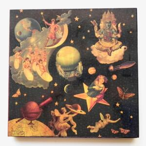 Mellon Collie and the Infinite  Sadness / The Smashing Pumpkins  -- BOX SET 5 CD + 1 DVD - Made in EU - VIRGIN 5099997852421