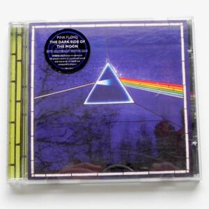 The Dark Side of the Moon / Pink Floyd  --  SACD  Ibrido - Made in Eu by EMI - 7243 582136 2