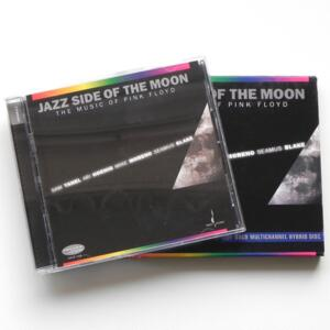 Jazz Side of The Moon - The Music of Pink Floyd / S.Yahel - A. Hoenig - M. Moreno - S.Blake   --  SACD  Ibrido - Made in USA by CHESKY - SACD338