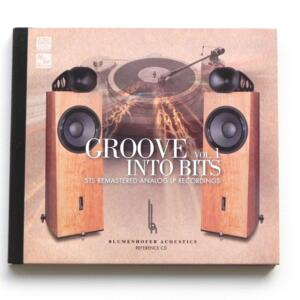 Groove into Bits Vol 1 / AA.VV  --   CD - Made in EU by STS DIGITAL - STS6111119 - CD APERTO