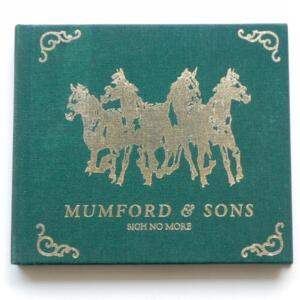 Sigh no More /  Mumford & Sons --   Double CD + DVD - Made in EU by Universal - CD APERTO