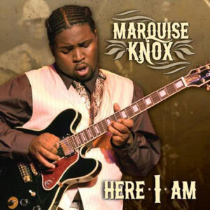 Marquise Knox - Here I Am  --  Doppio LP 45 giri 200 gr. Made in USA by Analogue Productions - SIGILLATO