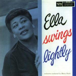 Ella Fitzgerald - Ella Swings Lightly  --  Doppio LP 45 giri 180 gr. Made in USA by ORG - Edizione limitata e numerata - RARO FUORI CATALOGO - SIGILLATO