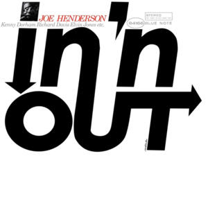 Joe Henderson -  In 'N Out   --  LP 33 GIRI 180g MADE IN USA/EU - Blue Note 2773 - SIGILLATO