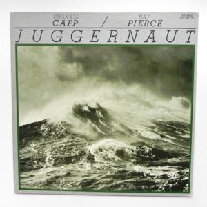 Juggernaut / Frankie Capp - Nat Pierce  --  Lp 33 giri - Made in Japan - CONCORD JAZZ - ICJ-80171 - LP APERTO