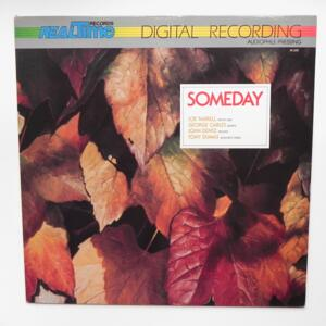 Someday / Farrell - Cables - Dentz - Dumas  -   LP 33 giri - Made in Japan - REALTIME - RT-308 - LP APERTO