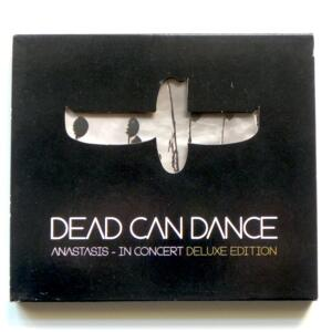 Dead can dance / Anastasis - In Concert --  Doppio CD  - Made in Europe by PIAS - PIASR311CD - DELUXE EDITION - CD APERTO