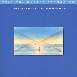 Dire Straits - Communique  --  Hybrid SACD Stereo made in USA - Limited and numbered edition - MOFI - SEALED