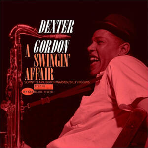 Dexter Gordon - A Swingin' Affair  --  Double LP 45 rpm 180 gr. Made in USA - Limited and numbered edition - Music Matters 4133-45 - SEALED