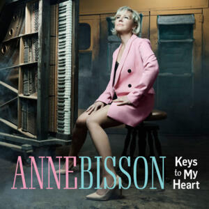 Anne Bisson - Keys To My Heart   --  One-Step Hand-Numbered Limited Edition 180g 45rpm 2LP Made in USA - SEALED