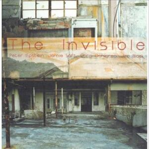 The Invisible / Peter Epstein Quartet  --  CD Made in USA - MA Recordings - M050A - SEALED