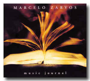 Music Journal  / Marcelo Zarvos   --  CD Made in USA - MA Recordings - M055A - SEALED