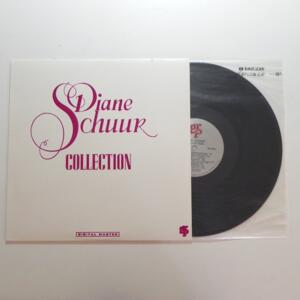 Collection / Diane Schuur  --  LP 33 giri - Made in  USA  - GRP RECORDS - LP APERTO