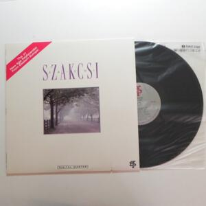 Szakcsi / Szakcsi   --  LP 33 giri  - Made in  USA  - GRP RECORDS - LP APERTO
