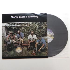Martin Bogan & Armstrong / Martin Bogan & Armstrong  --  LP 33 giri  - Made in England - FLYING FISH RECORDS - LP APERTO