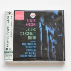 Oliver Nelson - The Blues And The Abstract Truth  --  UHQCD  MQA-CD  -  Made in Japan - Universal Japan - SEALED