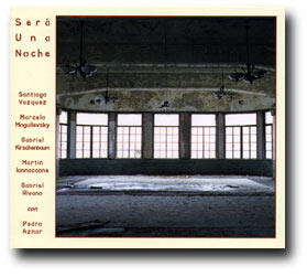 Serà una Noche  --  CD Made in USA