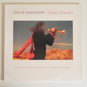 Children of Sanchez / Chuck Mangione  --  Doppio LP 33 giri - Made in Japan