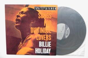 Songs For Distingué Lovers / Billie Holiday  --  LP 33 giri 180 gr Made in USA
