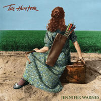 The Hunter / Jennifer Warnes  --  LP 33 giri su vinile 180 grammi - Made in USA