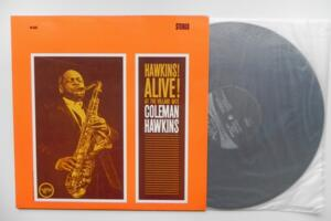 Hawkins! Alive! At The Village Gate / Coleman Hawkins  --  LP 33 giri  180 gr Made in USA