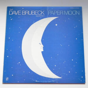 Paper Moon - The Dave Brubeck Quartet  --  LP 33 giri - Made in Japan