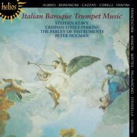 Italian Baroque Trumpet Music / Stephen Keavy, Crispian Steele-Perkins & The Parley of Instruments