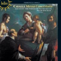 Messa Concertata - Cavalli / Peter Holman & Seicento - Te Parley of Instruments