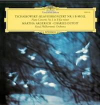 Piano Concerto No. 1 - Tschaikowsky / Martha Argerich - Charles Dutoit & Royal Philharmonic Orchestra  --  LP 33 giri 180 gr.