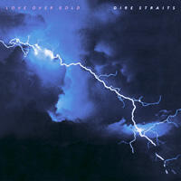 Love Over Gold / Dire Straits --  LP 33 giri su vinile 180 grammi Made in USA