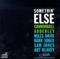 Somethin' Else / Cannonball Adderley  --  SACD Ibrido Made in USA