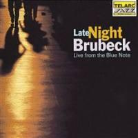 Late Night Brubeck / Dave Brubeck -- CD Made in USA