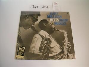 Gerry Mulligan Meets Johnny Hodges / G. Mulligan, J. Hodges
