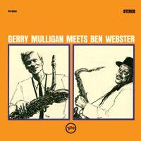 Gerry Mulligan Meets Ben Webster / G. Mulligan, B. Webster  --  Doppio LP 45 giri 180 gr. Made in USA - FUORI CATALOGO, ultime copie