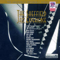 The Sheffield Jazz Experience / AA.VV  --  CD Made in USA