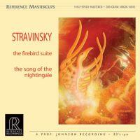 The Firebird Suite, The Song of The Nightingale: Stravinsky / Eiji Oue & Minnesota Orchestra - LP 33 giri su vinile 200 grammi - Made in USA