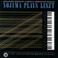 Nojima - NOJIMA PLAYS LISZT - HDCD CD