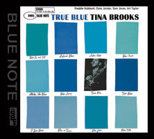 True Blue - Tina Brooks  --  XRCD Made in USA
