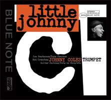 Little Johnny C - Johnny Coles  --  XRCD24