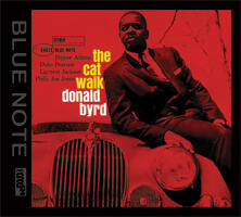 The Cat Walk - Donald Byrd  --  XRCD24 Made in USA