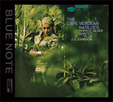 The Cape Verdean Blues - Horace Silver --  XRCD24