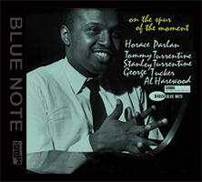 Horace Parlan - On The Spur Of The Moment  --  XRCD24 Made in USA