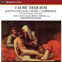Fauré Requiem / Sir David Willcocks & New Philharmonia Orchestra  -- LP 33 giri su vinile 180 grammi