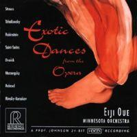 Exotic dances from the Opera / Eiji Oue & Minnesota Orchestra  --  CD Made in USA
