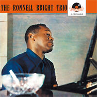 The Ronnell Bright Trio  -  Ronnell Bright Trio