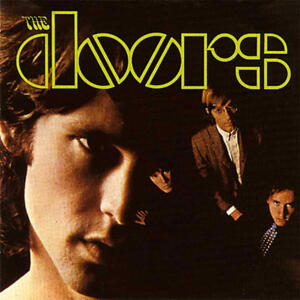The Doors  /  The Doors  --  Stampa su 2 LP a 45 giri con vinile 200 grammi - Made in USA