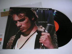 Jeff Buckley  /  Grace  --  LP 33 giri su vinile 180 grammi